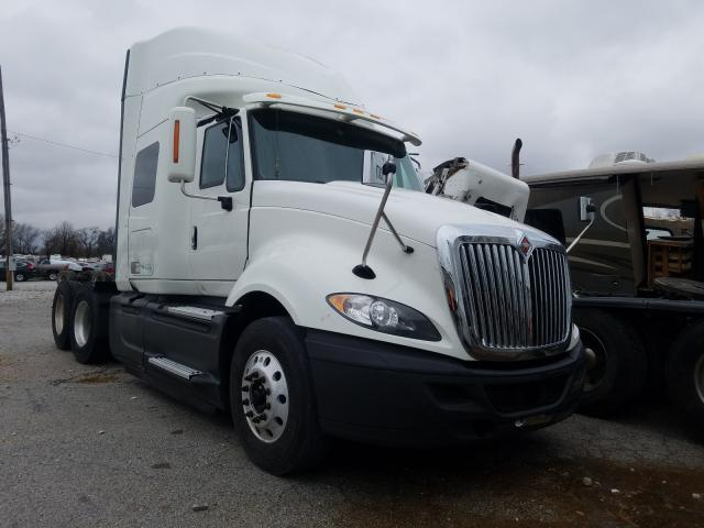 Salvage cars for sale from Copart Tulsa, OK: 2016 International Prostar