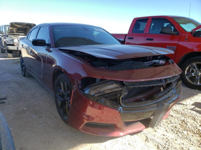 Salvage cars for sale from Copart Temple, TX: 2020 Dodge Charger SX