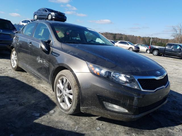 2013 KIA Optima EX for sale in Loganville, GA