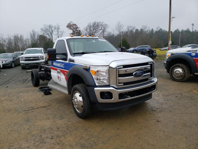 Salvage cars for sale from Copart Concord, NC: 2014 Ford F450 Super