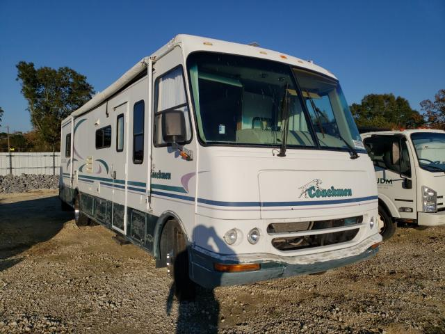 Salvage cars for sale from Copart Newton, AL: 2000 Coachmen Mirada