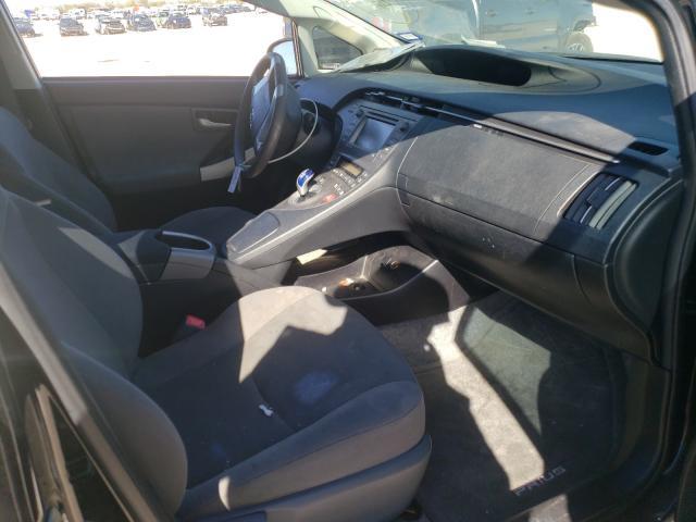 пригнать из сша 2013 Toyota Prius 1.8L JTDKN3DU1D5580585