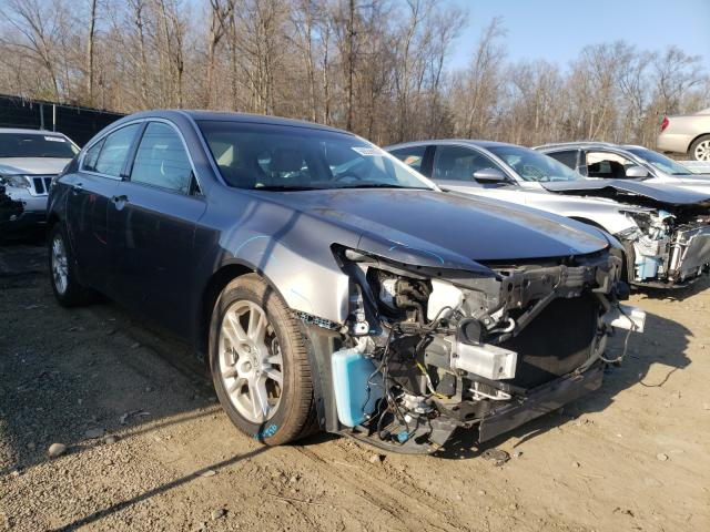 Acura TL salvage cars for sale: 2010 Acura TL