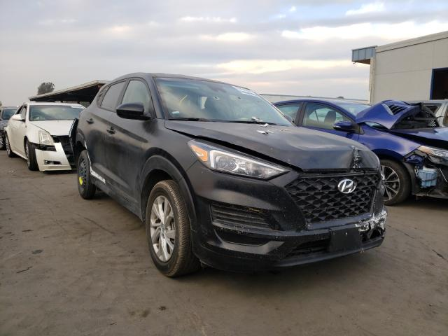 Salvage cars for sale from Copart Hayward, CA: 2019 Hyundai Tucson SE