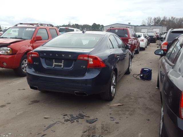 2015 Volvo S60 | Vin: YV140MFK3F1366470