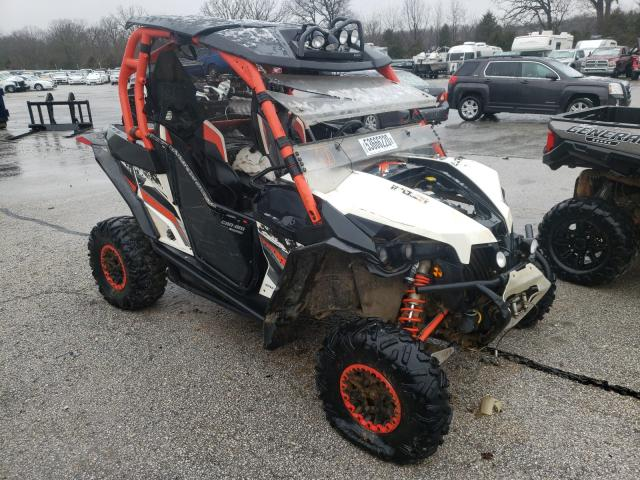 Can-Am salvage cars for sale: 2015 Can-Am Maverick 1