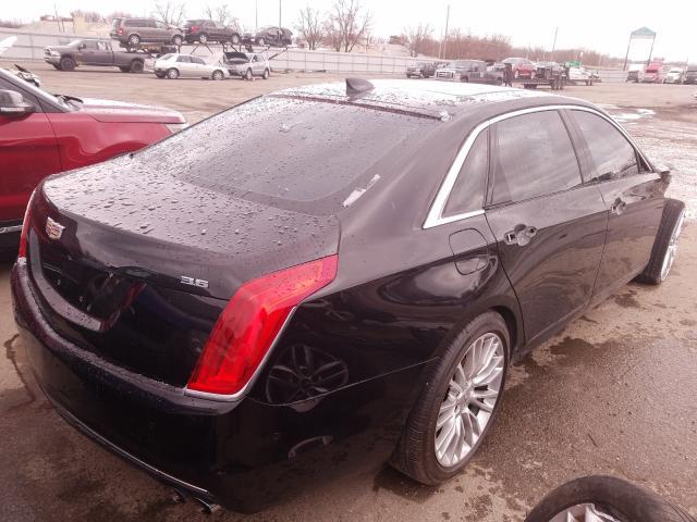 2016 Cadillac CT6 | Vin: 1G6KD5RS0GU150243