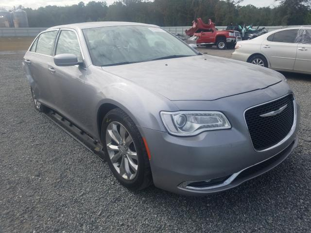 Chrysler salvage cars for sale: 2017 Chrysler 300 Limited