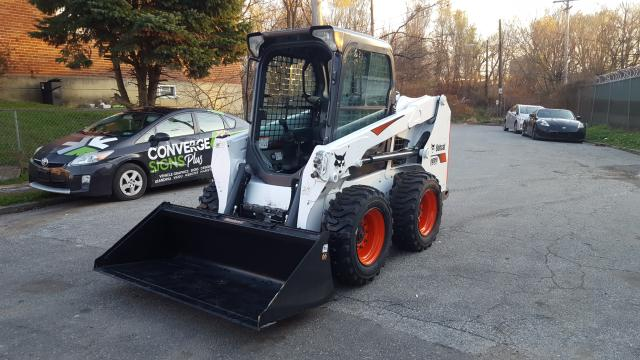 Bobcat S550 salvage cars for sale: 2018 Bobcat S550