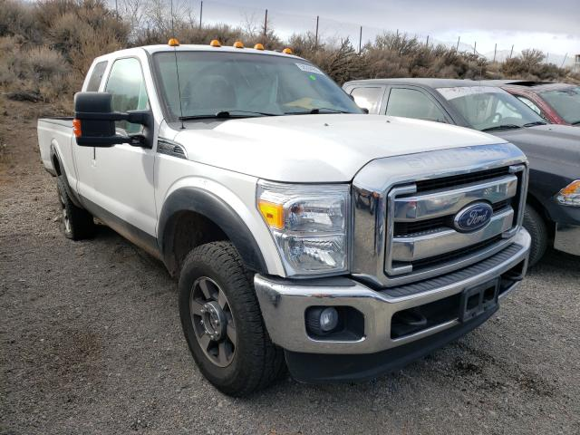 Salvage cars for sale from Copart Reno, NV: 2016 Ford F250 Super