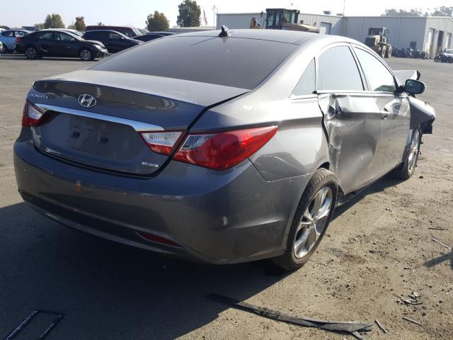 цена в сша 2012 Hyundai Sonata Se 2.4L 5NPEC4AC2CH428592