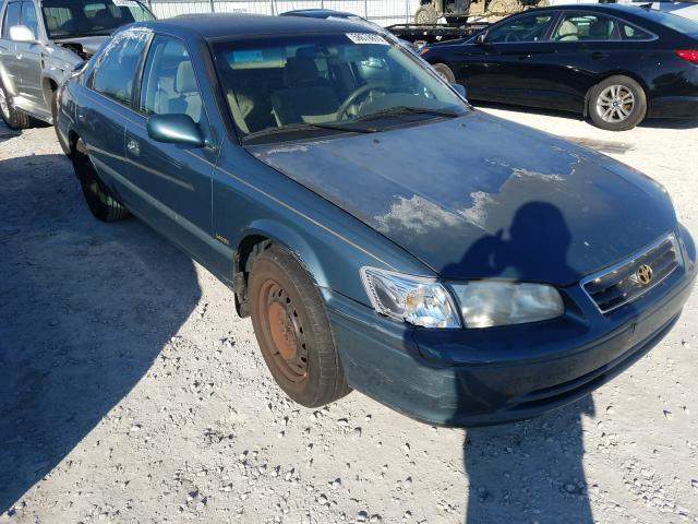 Salvage cars for sale from Copart Walton, KY: 2000 Toyota Camry CE