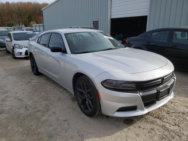 Salvage cars for sale from Copart Hampton, VA: 2019 Dodge Charger SX