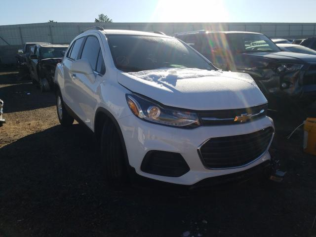 Salvage cars for sale from Copart Albuquerque, NM: 2020 Chevrolet Trax 1LT