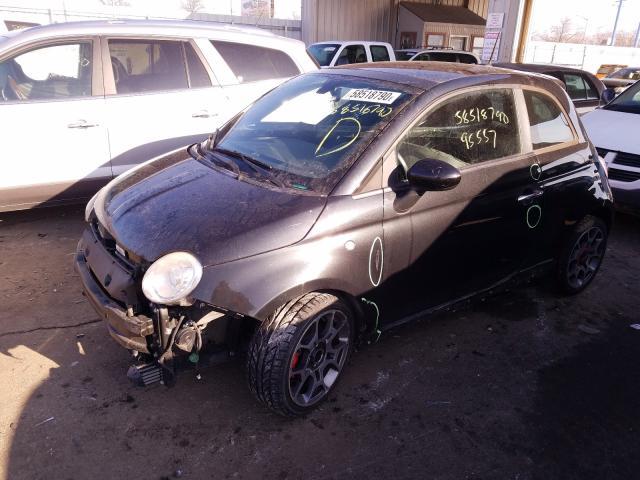 2012 FIAT 500 SPORT 3C3CFFBR3CT115553