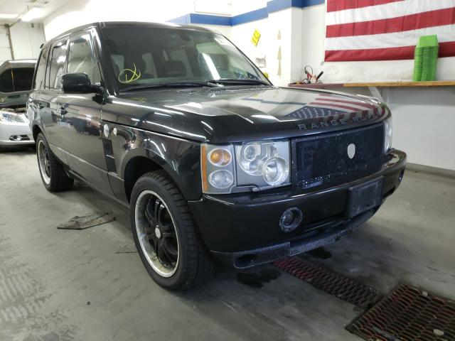Salvage cars for sale from Copart Pasco, WA: 2004 Land Rover Range Rover