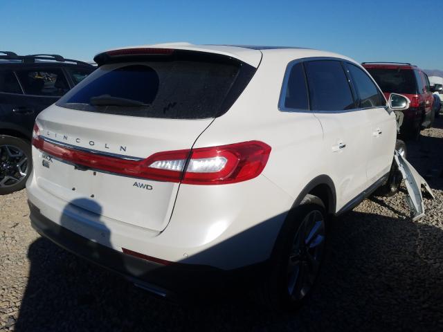 цена в сша 2016 Lincoln Mkx Reserv 3.7L 2LMTJ8LR5GBL50624