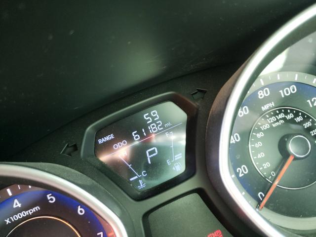 KMHDH4AE6CU261945 2012 Hyundai Elantra Gl 1.8L