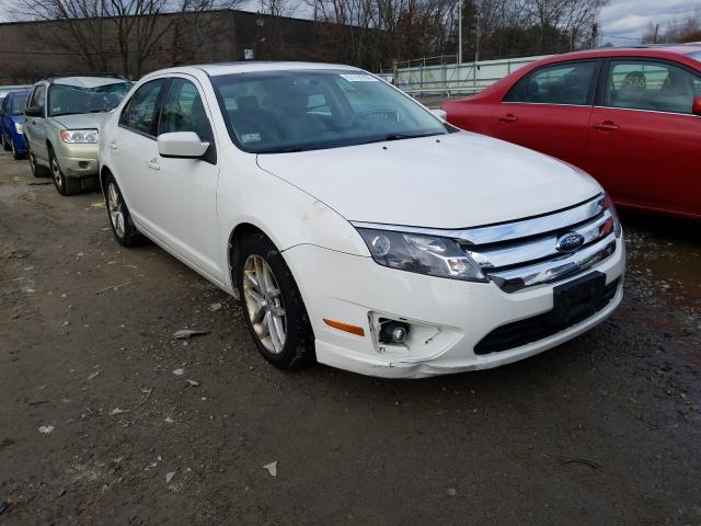 Ford Fusion salvage cars for sale: 2010 Ford Fusion