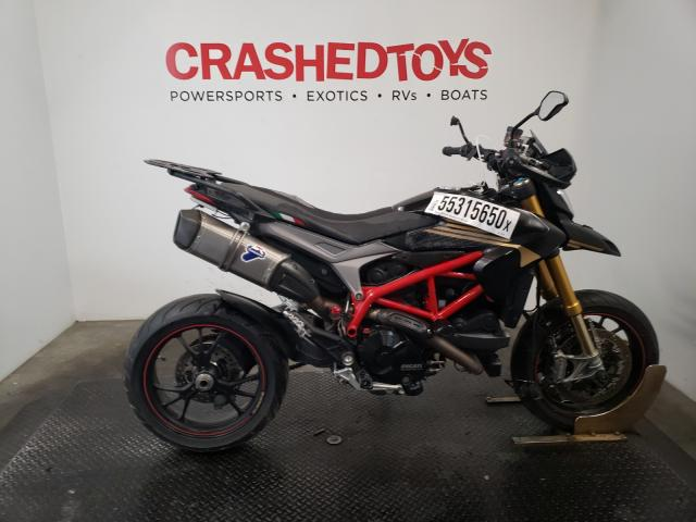 Ducati salvage cars for sale: 2017 Ducati Hypermotar