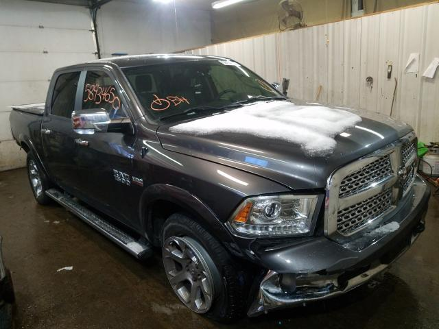 Salvage cars for sale from Copart Lyman, ME: 2016 Dodge 1500 Laram