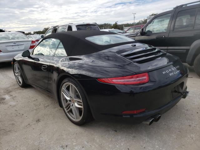 купить 2013 Porsche 911 Carrer 3.4L WP0CA2A98DS140293