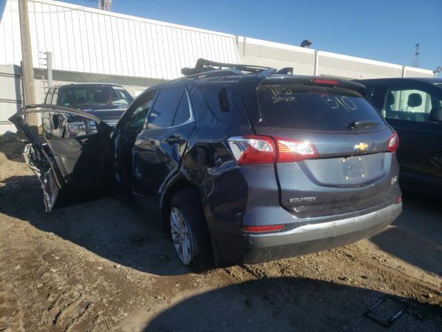 купить 2019 Chevrolet Equinox Lt 1.5L 3GNAXUEV8KL172639