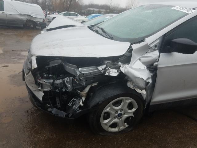 1FMCU0F7XKUB97918 2019 Ford Escape S 2.5L