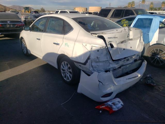 купить 2019 Nissan Sentra S 1.8L 3N1AB7AP2KL605195