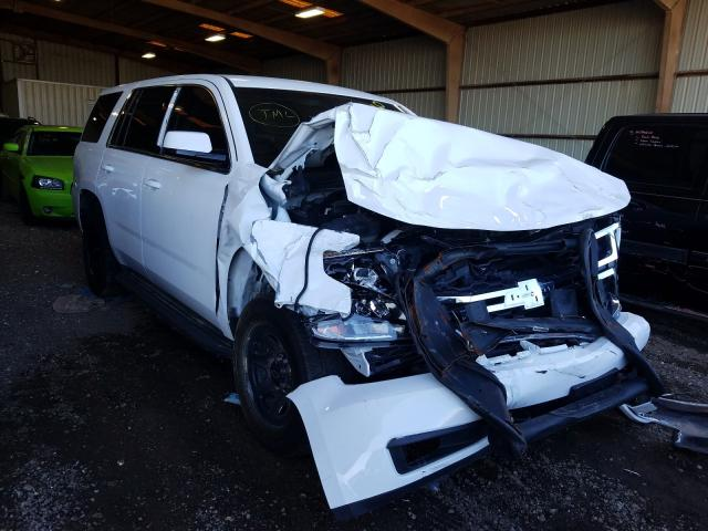 2018 Chevrolet Tahoe Police en venta en Houston, TX
