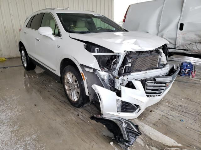 Salvage cars for sale from Copart Homestead, FL: 2018 Cadillac XT5