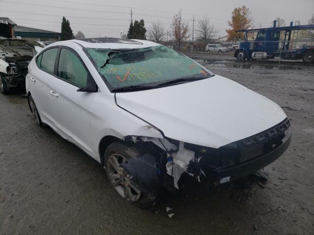 2018 Hyundai Elantra SE en venta en Eugene, OR
