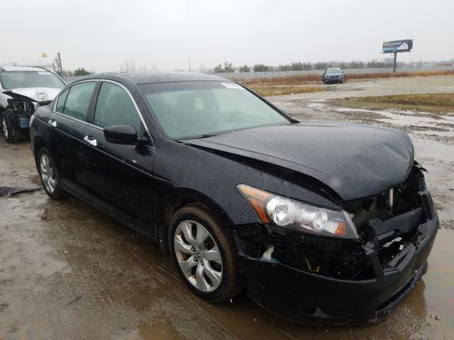 Salvage cars for sale from Copart Cicero, IN: 2008 Honda Accord EX