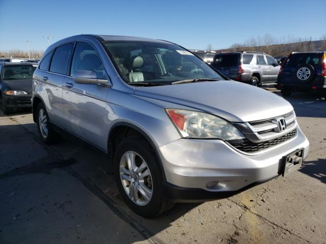Vehiculos salvage en venta de Copart Littleton, CO: 2010 Honda CR-V EXL