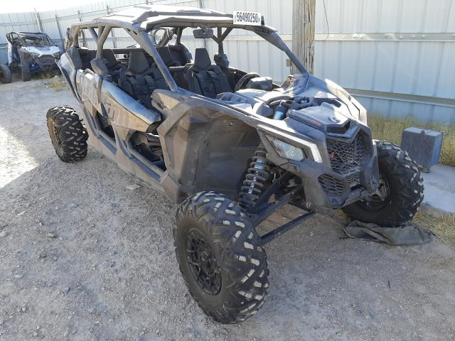 Salvage cars for sale from Copart Las Vegas, NV: 2020 Can-Am Maverick X