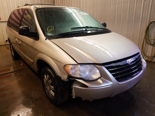 2005 Chrysler Town & Country en venta en Avon, MN
