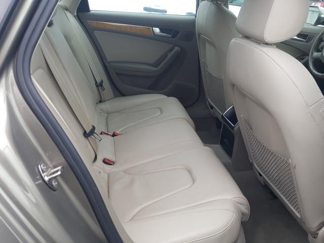 WAUAFAFL0AN030000 2010 Audi A4 Premium 2.0L