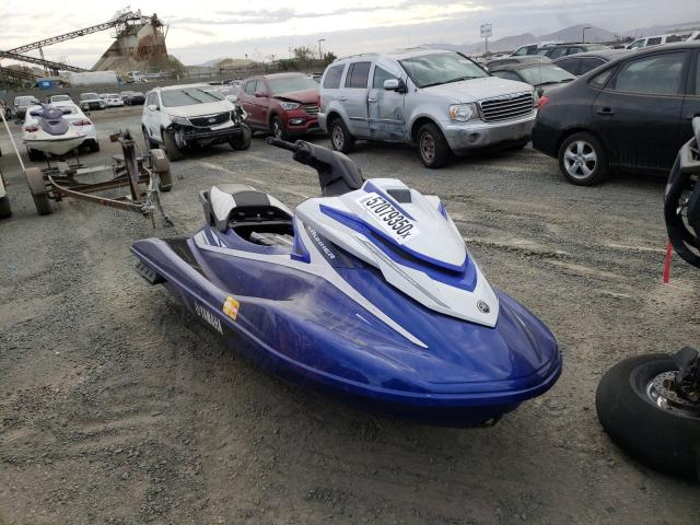 Salvage cars for sale from Copart San Diego, CA: 2018 Yamaha Jetski