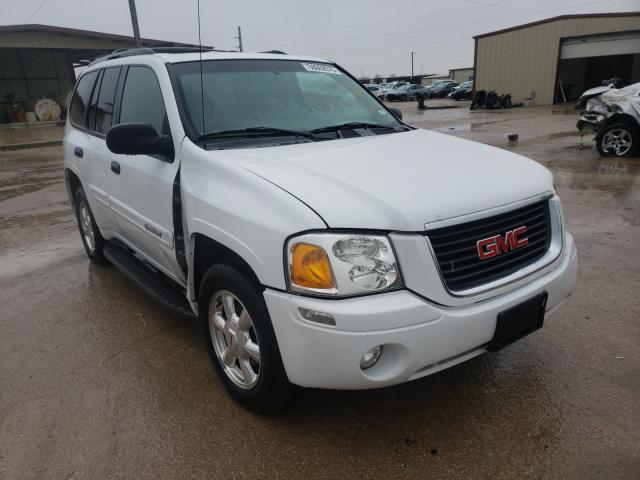 Salvage cars for sale from Copart Temple, TX: 2003 GMC Envoy