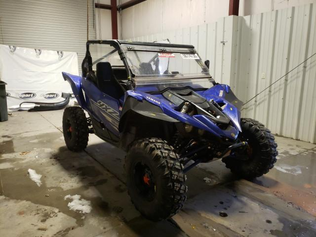 Salvage cars for sale from Copart Hurricane, WV: 2019 Yamaha YXZ1000