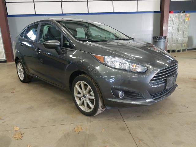 Salvage cars for sale from Copart East Granby, CT: 2019 Ford Fiesta SE
