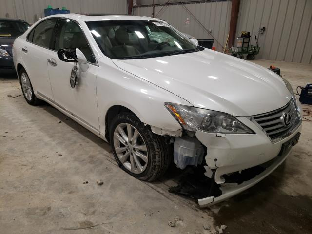 Salvage cars for sale from Copart Appleton, WI: 2011 Lexus ES 350