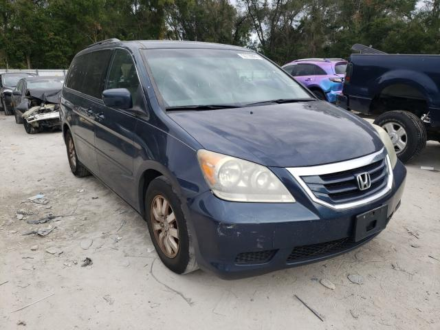 Salvage cars for sale from Copart Ocala, FL: 2010 Honda Odyssey EX