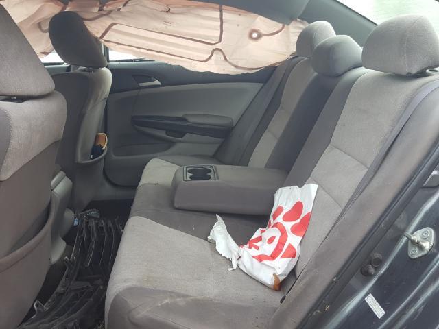 1HGCP2F30AA166506 2010 Honda Accord Lx 2.4L