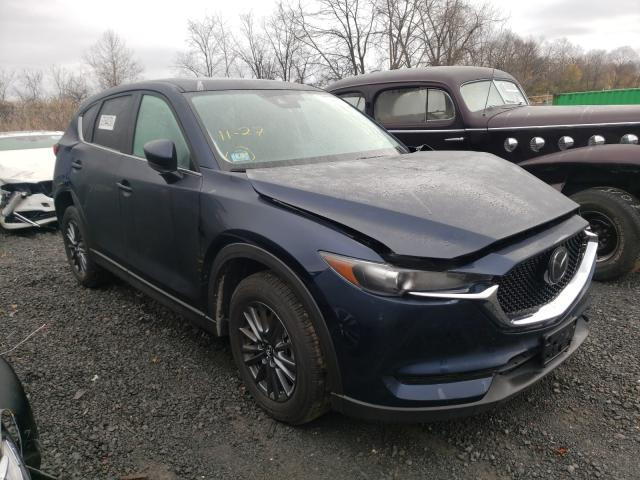 Mazda salvage cars for sale: 2020 Mazda CX-5 Touring