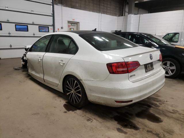 купить 2015 Volkswagen Jetta Se 1.8L 3VWD17AJ6FM406513