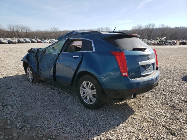 купить 2010 Cadillac Srx 3.0L 3GYFNGEY2AS522927