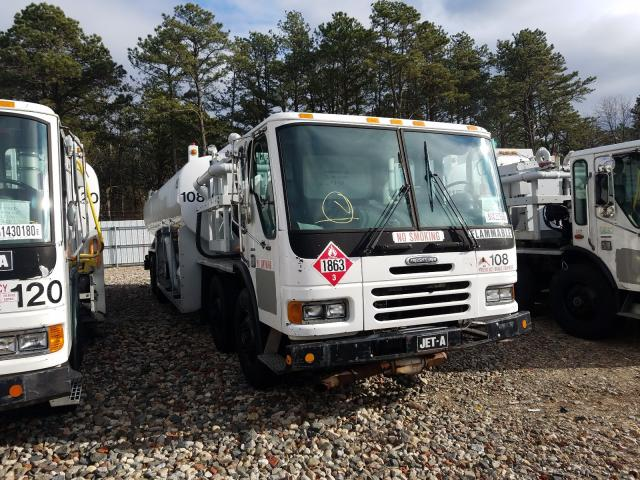 Salvage cars for sale from Copart Brookhaven, NY: 2002 Freightliner COE Condor