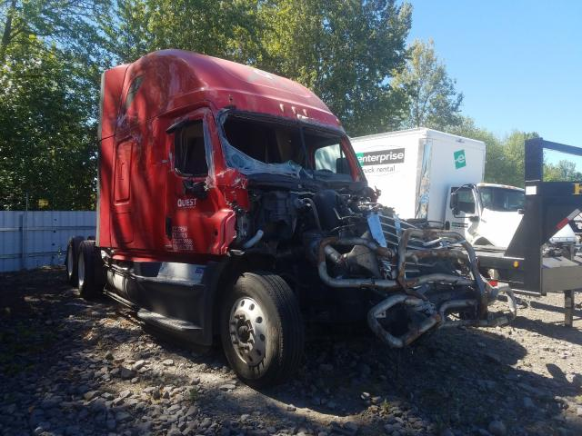 Salvage cars for sale from Copart Portland, OR: 2017 Freightliner Cascadia 1