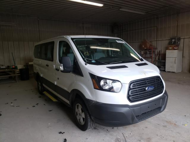 Salvage cars for sale from Copart York Haven, PA: 2019 Ford Transit T